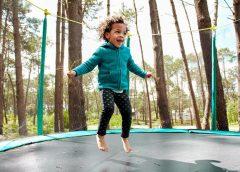 Why Kids Love THE BERG Trampoline Range?